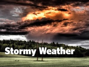 Channel Poster for Stormy Weather screensaver