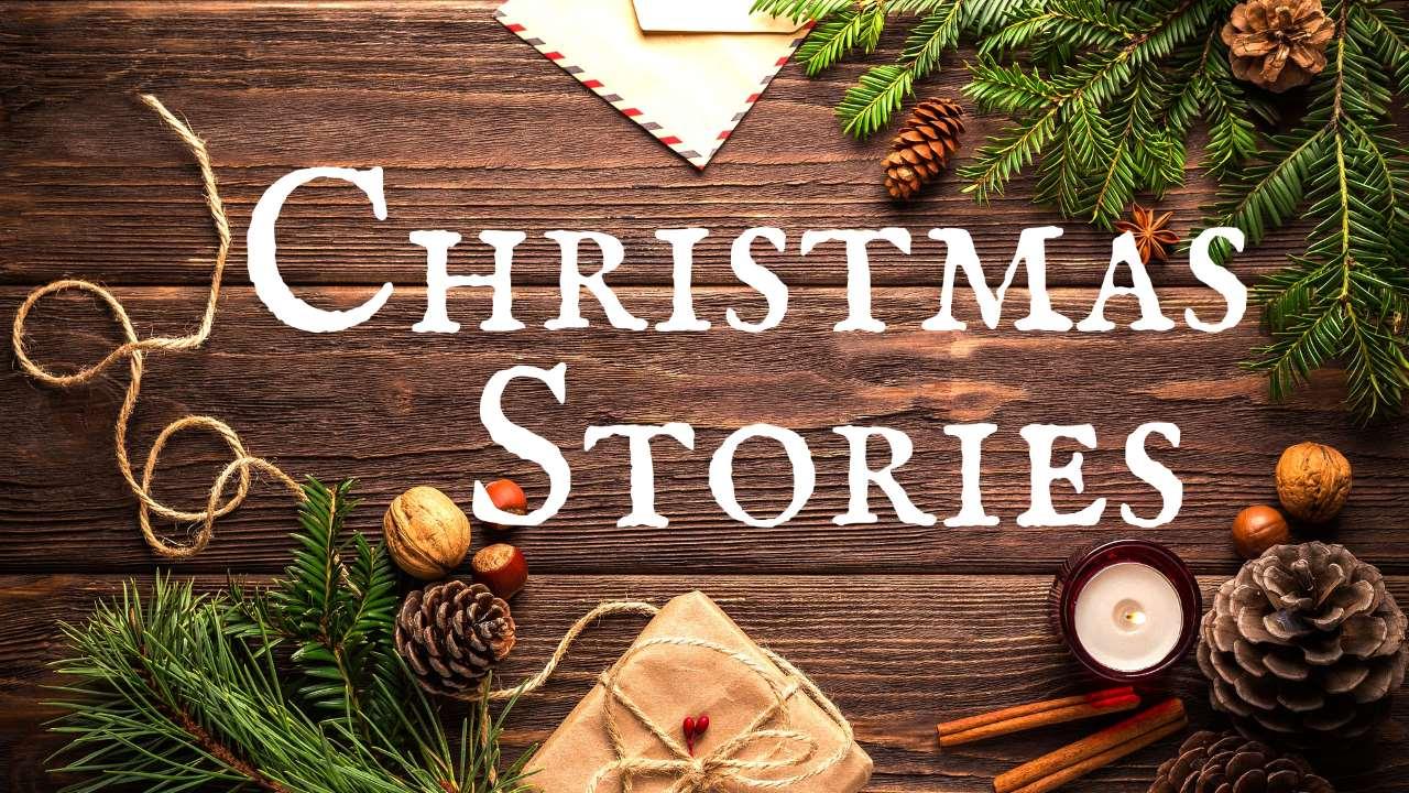 Christmas Stories Channel Splash Logo