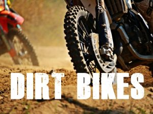 Dirt Bikes Screensaver Channel Poster