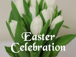 Easter Celebration Screensaver Channel Poster